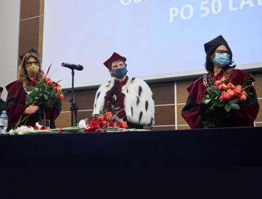 Odnowienie Dyplomów po 50 latach