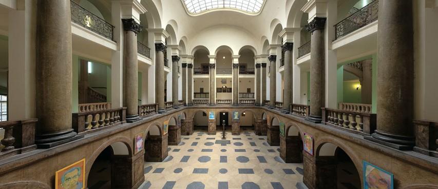 Collegium Maius - main hall