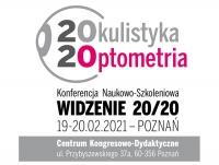 """Konferencja Naukowo-Szkoleniowa """"Widzenie 20/20"""""""