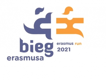 V Bieg Erasmusa+