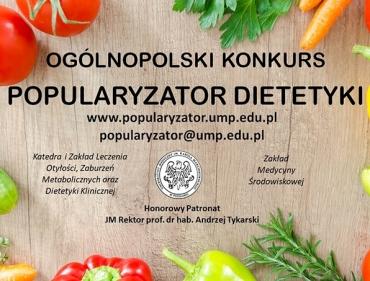 Konkurs dla studentów dietetyki